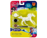 Breyer Arabian Horse Paint and Play Activity 1:32 Stablemates 4232A