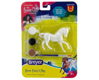 Breyer Warmblood Horse Paint and Play Activity 1:32 Stablemates 4232W