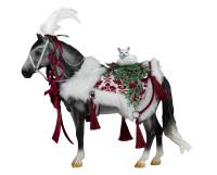 Breyer Horses Arctic Grandeur  2021 Christmas Holiday Horse 700124