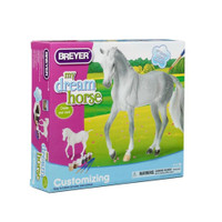 Breyer  My Dream Horse Arabian Customizing Paint Horse Activity Kit Classic 1:12 Scale 4115