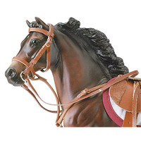 Breyer Horses Hunter/Jumper Bridle  Traditional 1:9 Scale 2458