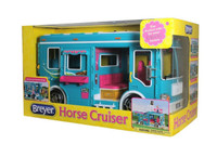 Breyer Horses Horse Cruiser Truck, RV Trailer Camper 1:12 Classic 62044 New Colour