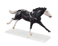 Breyer Horses Traditional Poltergeist Halloween Glow In The Dark Limited Edition 1:9 Scale 1763 RETIRED