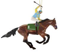 Breyer Horses - American Pharoah Hanging Ornament 9179