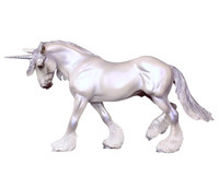 Breyer Horses Xavier – Mystical Unicorn Stallion Traditional 1:9 Scale 1771