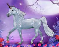 BREYER MODEL HORSES Forthwind Unicorn Horse 1:12 Classic Scale 62051