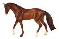 Breyer Horses Chestnut Quarter Horse  Classic 1:12 Scale 916