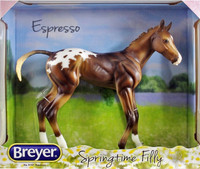 Breyer Horses Espresso - Springtime Filly  Second in the Series SPECIAL 1:6 Scale 9197