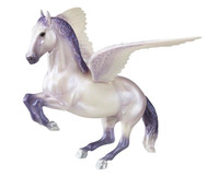 Breyer Horses Cosmus Pegasus, The Mythical Winged Horse  Classic 1:12 Scale 62052