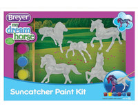 Breyer Horses Suncatcher Paint Kit 1: 32 Stablemates Scale  4210
