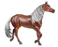 Breyer Horses Latigo Dun It  Trick Roping Superstar 1:9 Traditional  Scale  1791