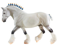 Breyer Horses Shire British Draft Horse  1:9 Traditional  Scale 1793