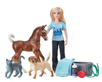 Breyer Horses Pet Groomer Set 1:12 Classic  Scale  62029