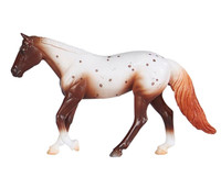 Breyer Horses Appaloosa Stablemates 1:32 Scale W6040
