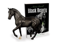 Breyer Horses Black Beauty Horse and Book Set  Classic 1:12 Scale 6178