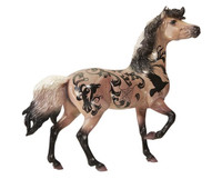 Breyer Horses Nevermore 2018 Halloween Horse 1:9 Traditional Scale 1800