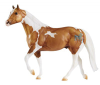 Breyer Horses Trixie Chicks King - Trick Horse 1:9 Traditional Scale 1803
