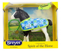 Breyer Horses Shadow Foal with Bracelet 1:9 Traditional Scale  1796