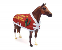 Breyer Horses Sergeant Reckless Korean War Horse 1:9 Scale 1493