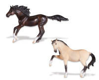 Breyer Horses Mystery Foal Surprise - Family 12 - 1:32 Stablemates Scale  W5889