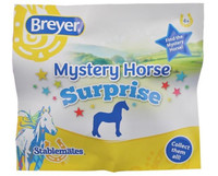 Breyer Horses Stablemates Mystery Horse Surprise, Single Bag  1:32 Scale 6039