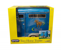Breyer Horses Two Horse Float/Trailer Traditional 1:9 Scale 2617