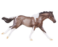 Breyer Horses Grulla Paint Horse  1:12 Classic Scale 946