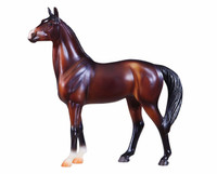 Breyer Horses Mahogany Bay Thoroughbred 1:12 Classic Scale 951