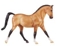 Breyer Horses  Buckskin Hanoverian 1:12 Classic Scale 953