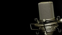 Recording studion microphone
