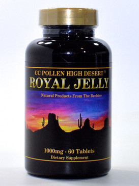 Royal Jelly 1gm 30 Tablets