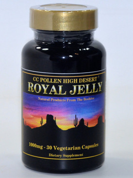 Royal Jelly 1gm 30 Capsules