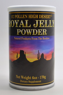 Royal Jelly Powder 6oz Can