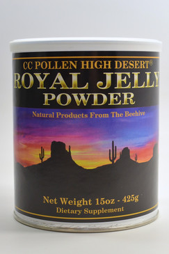 Royal Jelly Powder 15oz Can