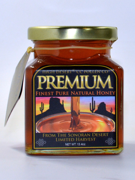 Premium Limited Raw Honey 13.4 oz
