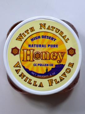 Vanilla 6 oz