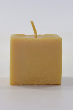 "Beeswax Candle 2.5"" x 1.5"""