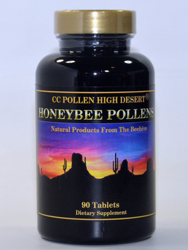Pollen/Honey Chewable Tabs 90