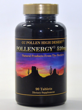 Pollenergy 520mg 90 Tablets