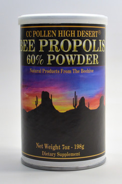 Propolis Powder 60% 7oz Can