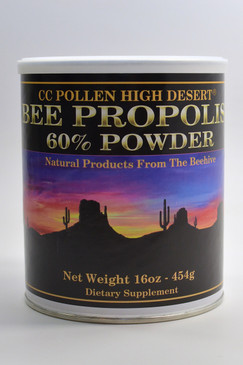 Propolis Powder 60% 16oz Can