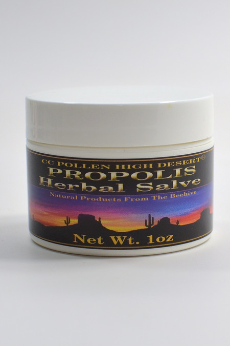 Propolis Salve 1oz Jar