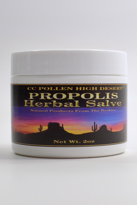 Propolis Salve 2oz Jar