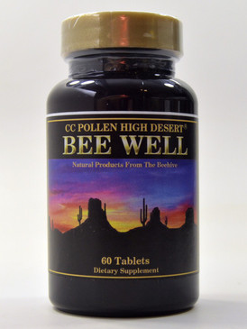 Bee Well 500mg Tablets 60