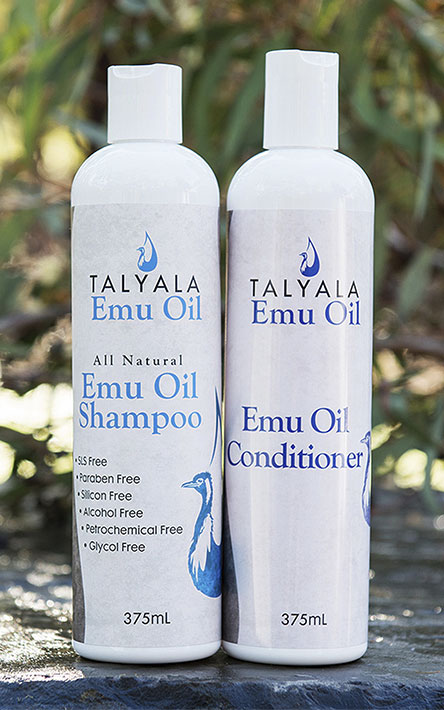 Emu Oil for Hair Loss & Hair Care