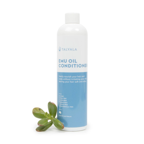 Natural Emu Oil Conditioner 375ml