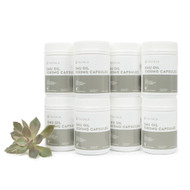 8 x Jars Emu Oil Capsules 1000mg
