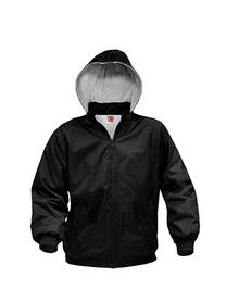 Nylon Rain Jacket Hood (BLK)