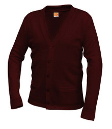 ILT Sweater Cardigan with Pocket V-Neck (A+)