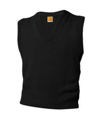 V-Neck Pullover Vest (Atonement, incl embr)